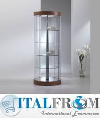 Showcase Glass Cabinet 10 Best Curved Glass Jewellery Cabinets Images On Pinterest
