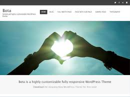 theme pictures bota simple theme from template express for blogs