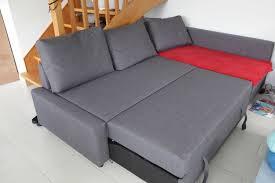 canape clic clac ikea canapé lit ikea friheten maison et mobilier d intérieur