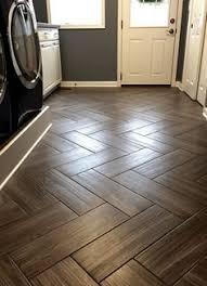 mudroom floor ideas mudroom flooring gray wood grain tile in herringbone pattern a