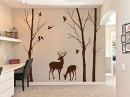 forest tree wall decals best tree decals ideas on tree wall decals