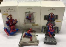 Marvel Christmas Ornaments - marvel christmas ornaments set ebay