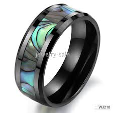 cool mens rings best selling colorful rings for shell rings cool