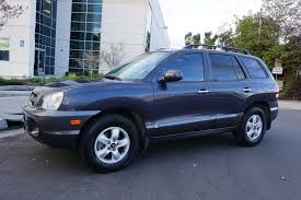 2006 hyundai santa fe gls used 2006 hyundai santa fe gls at city cars warehouse inc