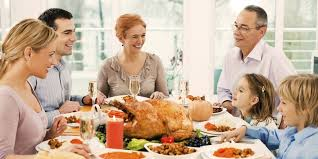 feast to thanksgiving