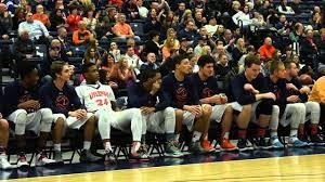 basketball bench celebrations watch high school basketball crazy bench celebration youtube