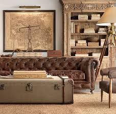 Chesterfield Sofa Restoration Hardware by Best 25 Restoration Hardware Lamps Ideas On Pinterest