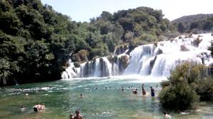 nationalpark krk croatia youtube