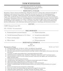 pharmacy resume template resume template for graduate u2013 foodcity me
