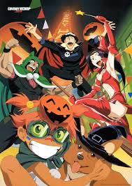 happy halloween from the cast of cowboy bebop halloween know