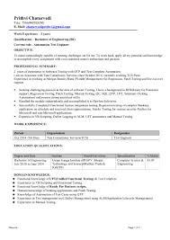 Qtp 2 Years Experience Resume Sample Resume Prithvi Chaturvedi 2 Exp Resume