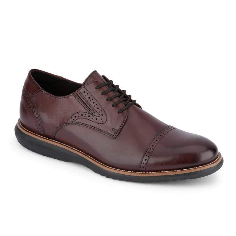 Dockers Beecham Leather SMART SERIES Dress Oxford Shoe