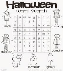 halloween coloring pages word searches 1 arterey info