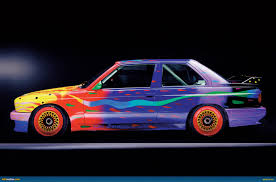 Bmw M3 Back - ausmotive com 25 years of the bmw m3 in video