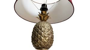 Pineapple Light Fixtures Mid Century Pineapple Table Lamp By Mauro Manetti For Sale At Pamono