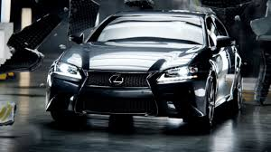 lexus hatchback commercial the mill