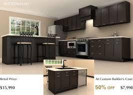 Kitchen Cabinet Price Comparison Designers Showcase Inc