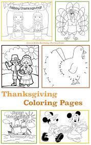 free printable thanksgiving coloring pages and printable mazes