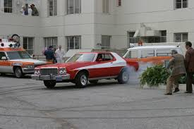 Starsky And Hutch Movie Car The 100 Greatest Movie And Tv Cars Of All Time Gran Torino Ford