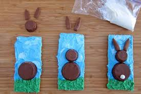 reese s easter bunny reese s cup easter bunny kids activities