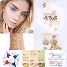 diy how to change the undertone of your foundation u2013 rachelle