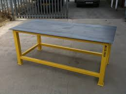 Buildpro Welding Table by Weld Safe Solid Top Welding Tables Welding Tables