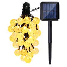 String Lights Balls by Popular Solar Powered Balls Buy Cheap Solar Powered Balls Lots