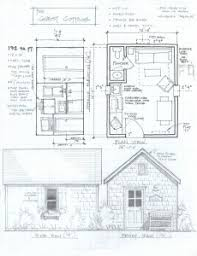 house plan 192 sq ft studio cottage this would have a really