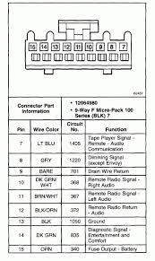 2005 chevy impala stereo wiring diagram wiring diagram and