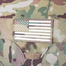 Ir American Flag Patch American Flag Velcro Patches Perroz Designs