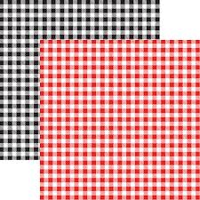 Gingham Kitchen by In The Kitchen Red U0026 Black Gingham Designs By Reminisce