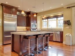 Alluring Kitchen Wall Colors With Cherry Cabinets - Cherry cabinets kitchen
