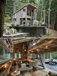 Best  Small Cabins Ideas On Pinterest Tiny Cabins Mini - Small cabin interior design ideas