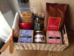 build a gift basket for the holidays le quotidien bakery