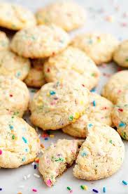 how to make funfetti cookies video delish com