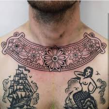 95 best collarbone designs meanings inspirational