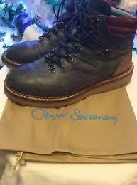 s grey boots uk genuine oliver sweeney comporta grey boots uk 8 ebay