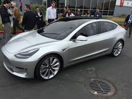 just happened tesla model 3 supplier test drives cleantechnica