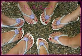 wedding flip flops flower girl flip flops wedding wedding ideas