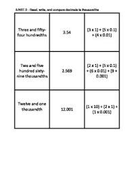 21 best math 5 nbt 3 images on pinterest teaching math
