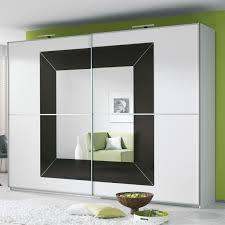 Schlafzimmerschrank Grau Kleiderschrank Weiß Schwarz Hochglanz Mxpweb Com