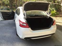 nissan altima 2016 trunk space 2016 nissan altima 2 5 sr hd road test review drive video