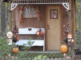 madeline s album outside thanksgiving decorations