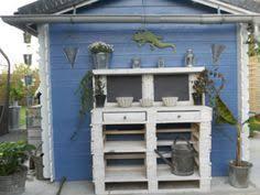 sommerküche selber bauen diy outdoorküche aus paletten bauen upcycling pallets and gardens