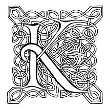 hyperbolic letterform type studies
