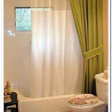 Ceiling Mounted Shower Curtain Rods by Ceiling Mounted Shower Curtain Track Curtain Curtain Image