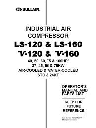 ls120 160 u0026 v 120 160 e03 o u0026p manual 02250146 044 gas