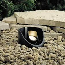 well lights and underground landscape lighting fixtures