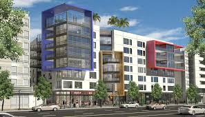 City Lights On Fig Breaking Down Figueroa Street U0027s Development Boom Urbanize La
