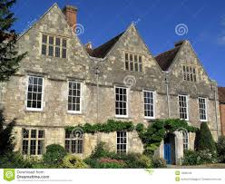 English Tudor by English Tudor Mansion Stock Photography Image 15386742